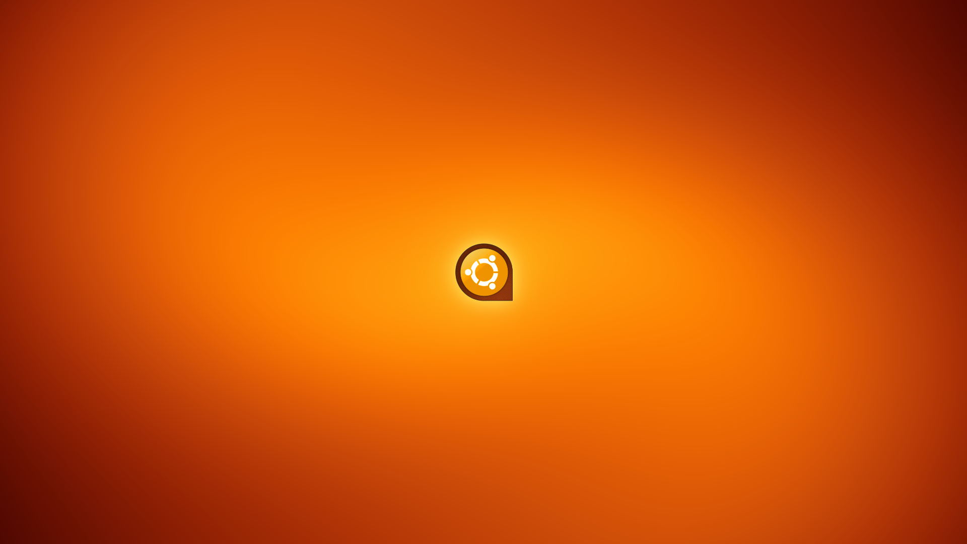Ubuntu Logo - HD Wallpapers