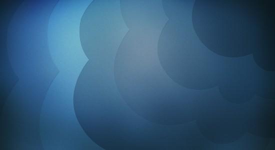 Cloudy Blue