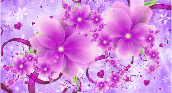 Romantic Flowers