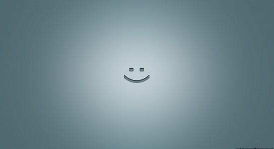 Smile in Grey