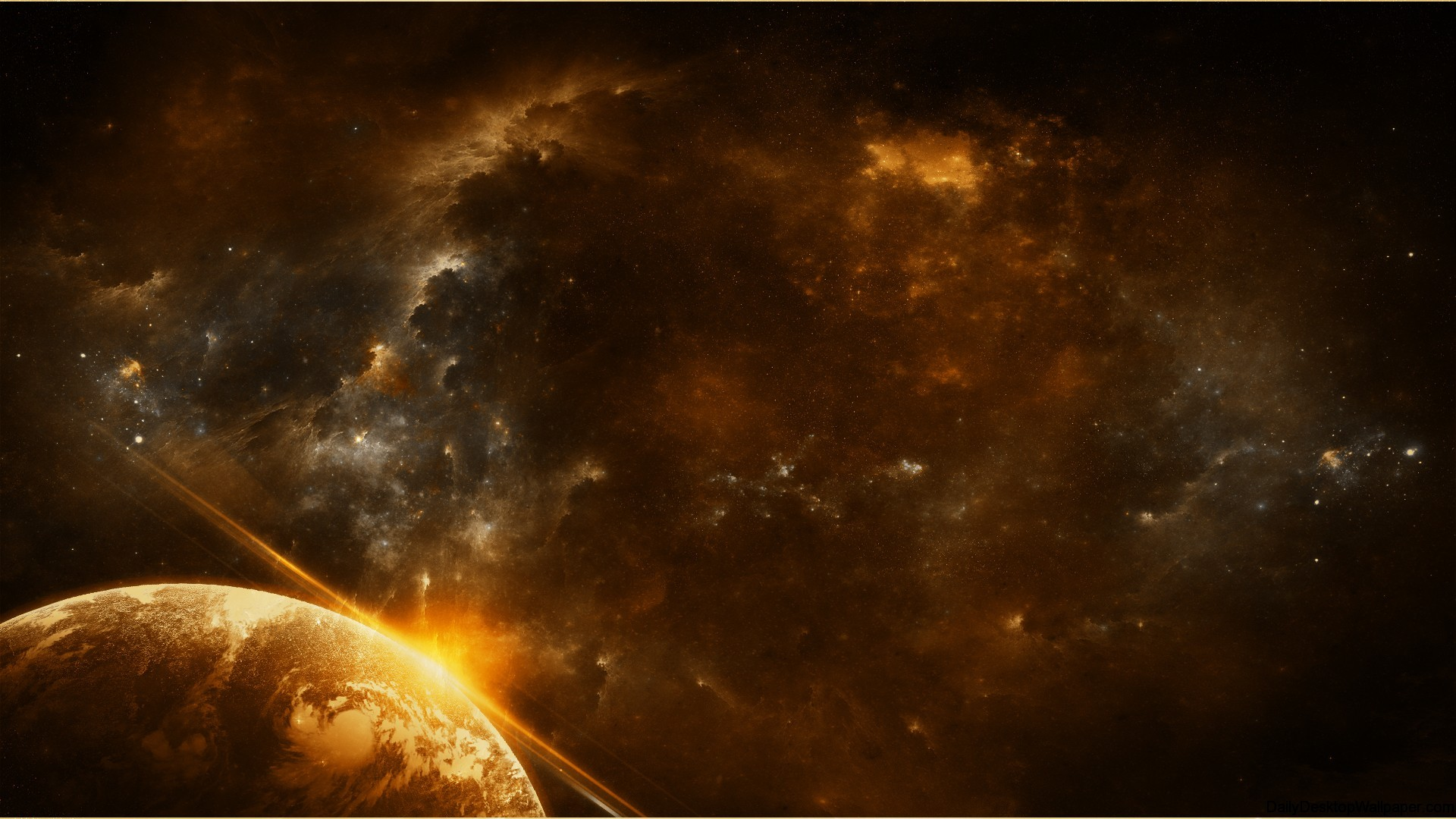 Space Dust - HD Wallpapers