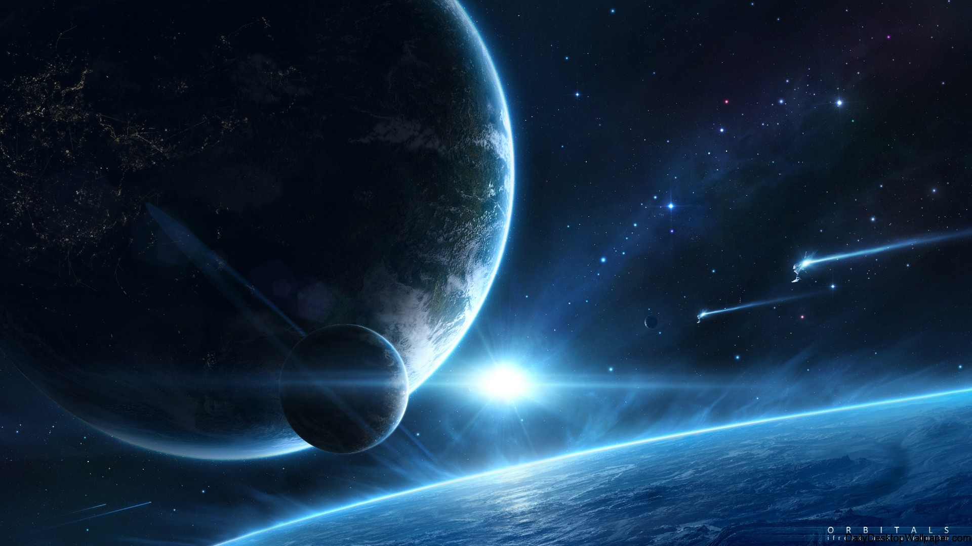 space probe 9 hd wallpapers