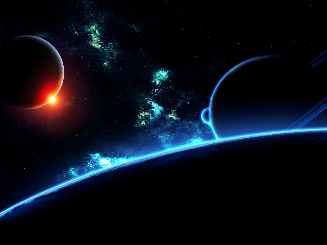 Space Wallpapers High Resolution: HD Wallpapers