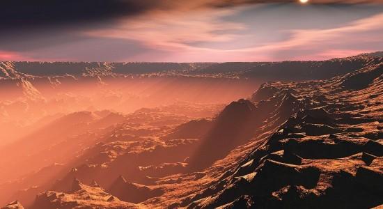 Earth Or Mars