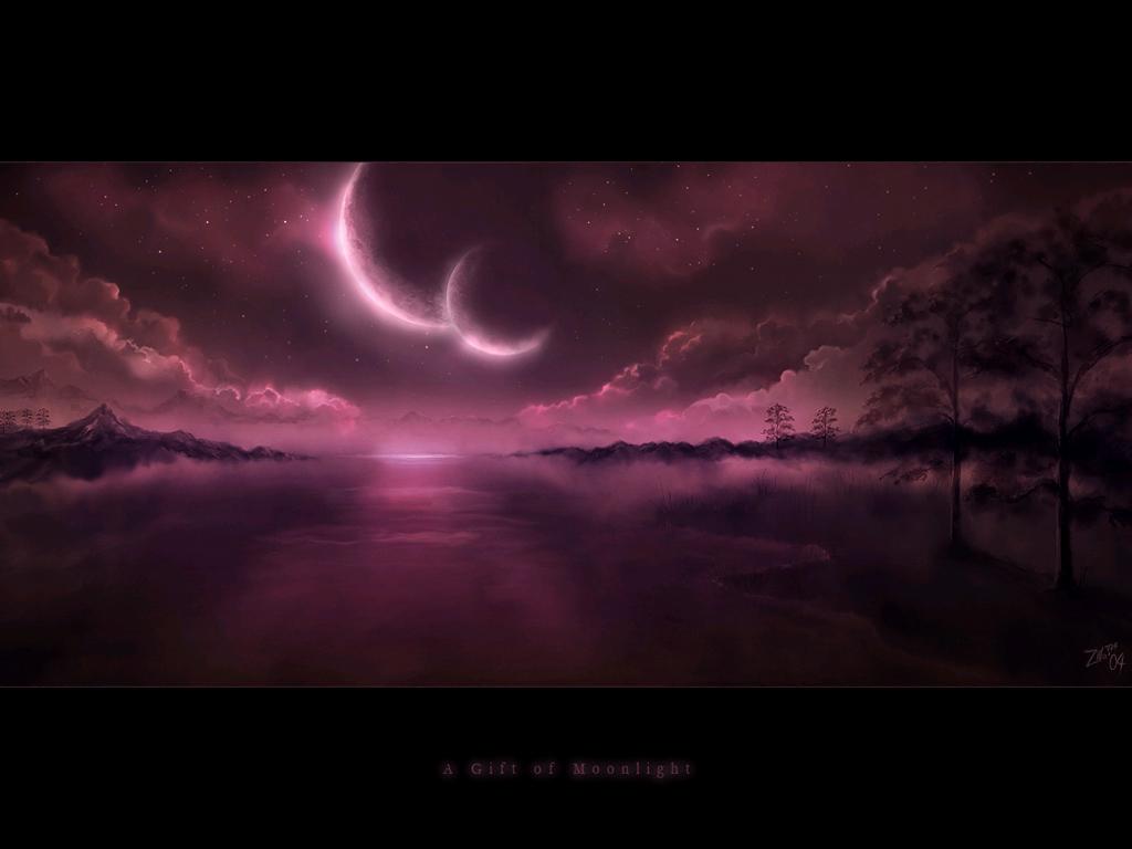 Mysterious Moonlight