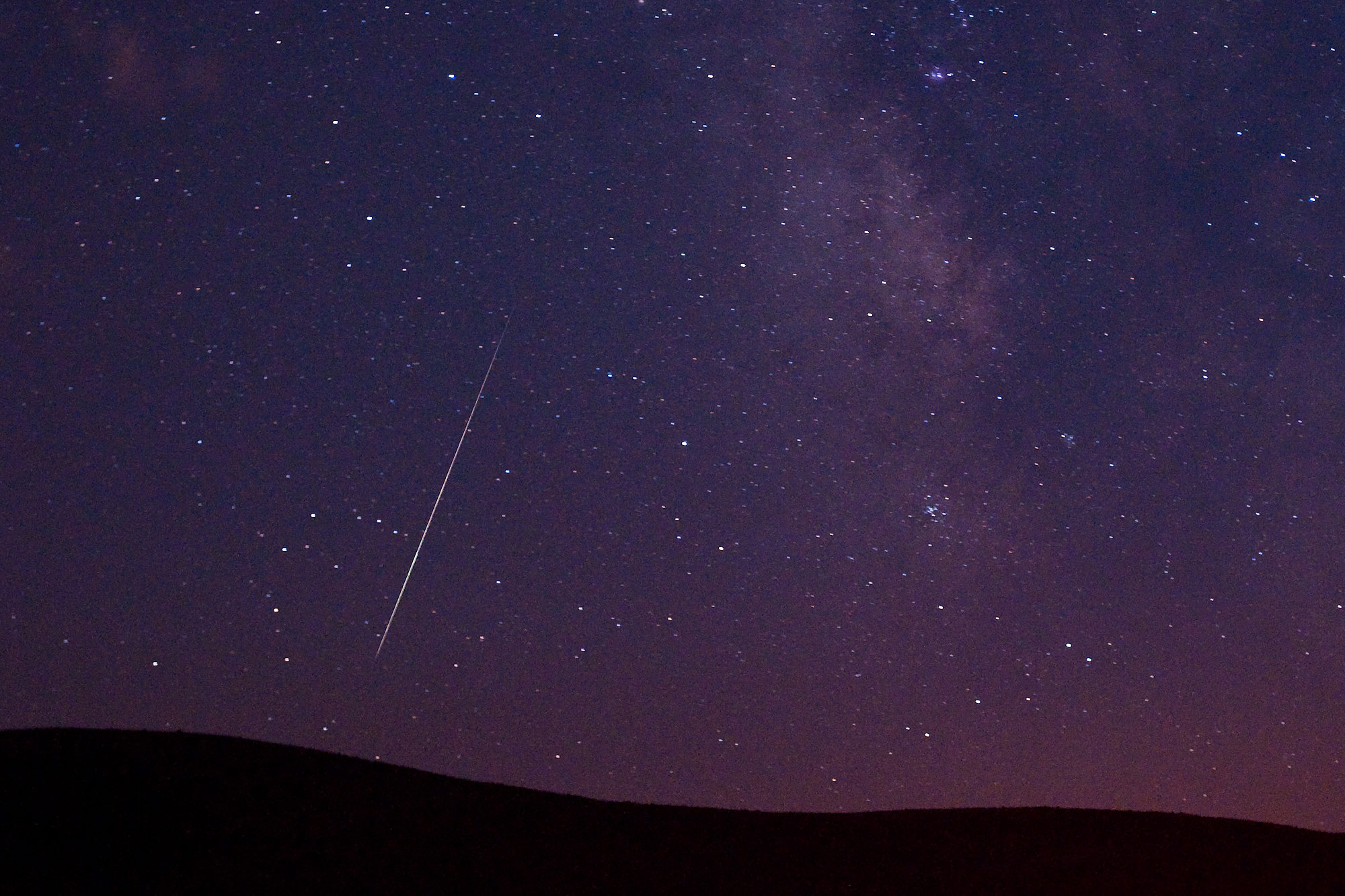 Perseids Meteor Shower Hd Wallpapers