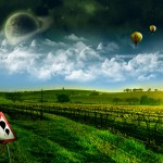 Balloons and Moons