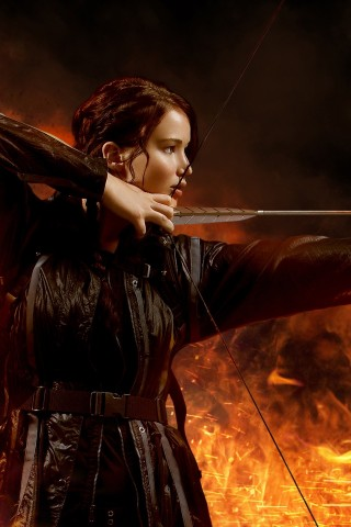 Hunger Games Bow And Arrow Hd Wallpapers