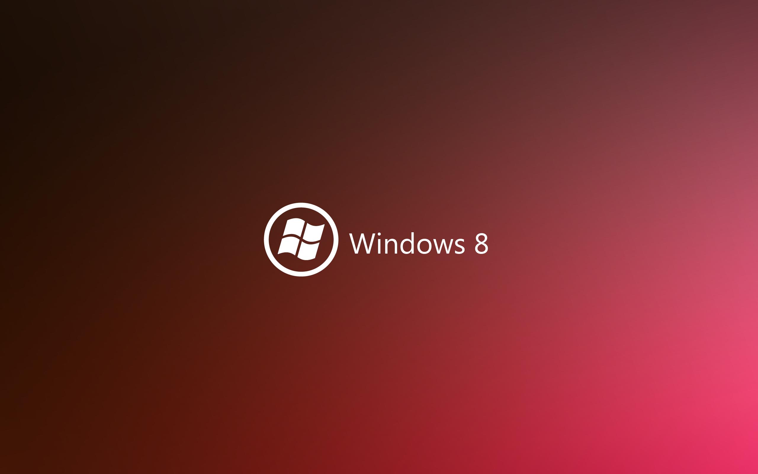 Windows 8 Text