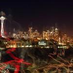 Seattle Space Needle Wallpaper