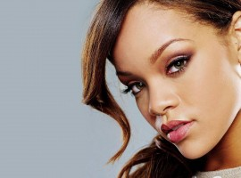 Barbados Beauty Rihanna High Res Desktop Background