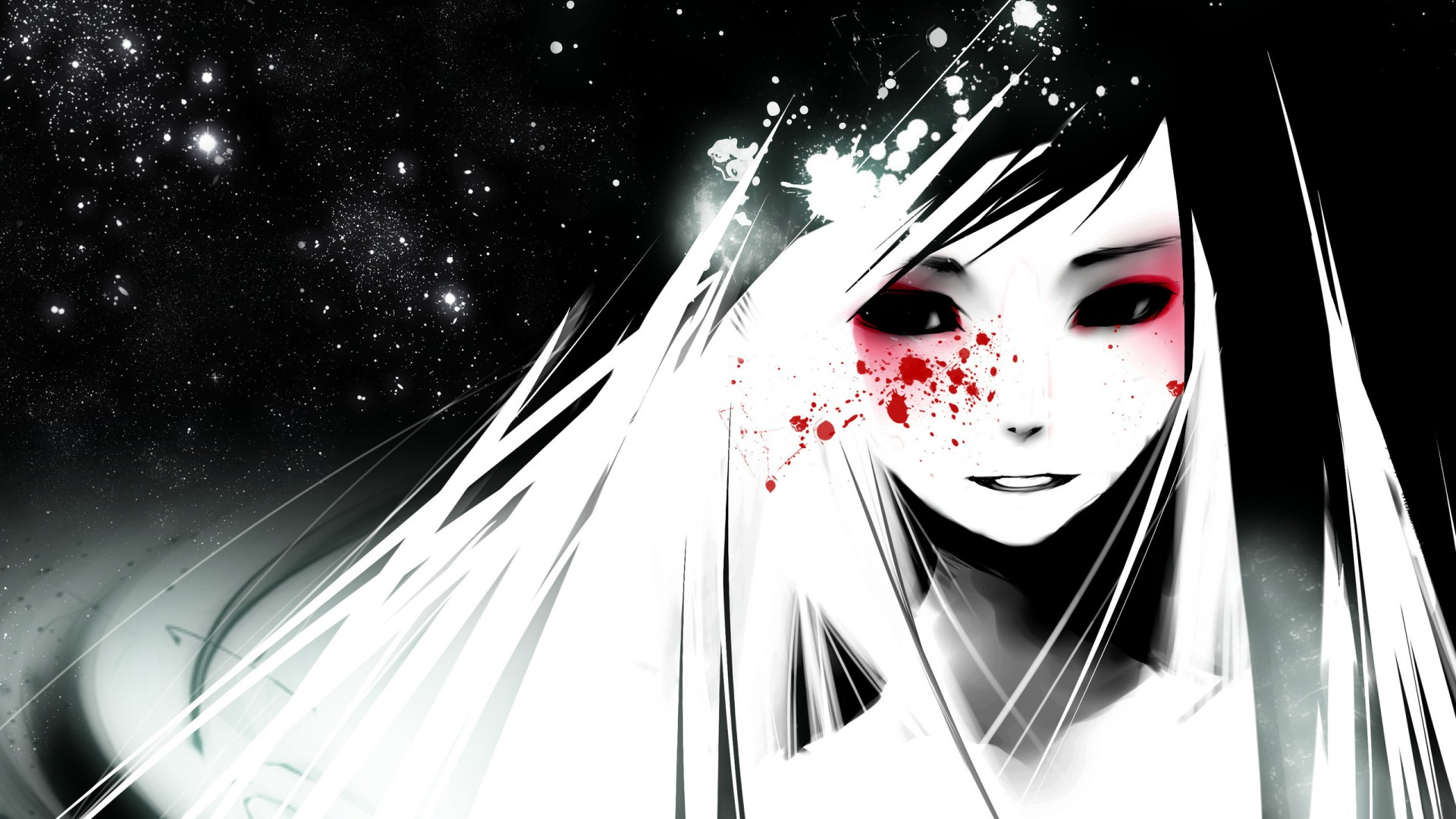 download 39 dark anime cartoon girl hd image 39 hd wallpaper