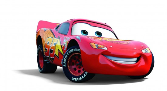 Disney HD Lightning McQueen Wallpaper