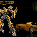 HD Bumblebee Transformers Wallpaper