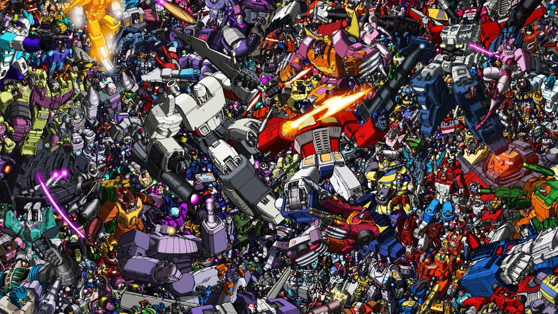 Hd collage of transformers desktop background hd wallpapers - Transformers desktop backgrounds ...