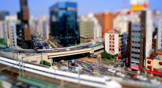 HD Image of Tokyo Wallpaper