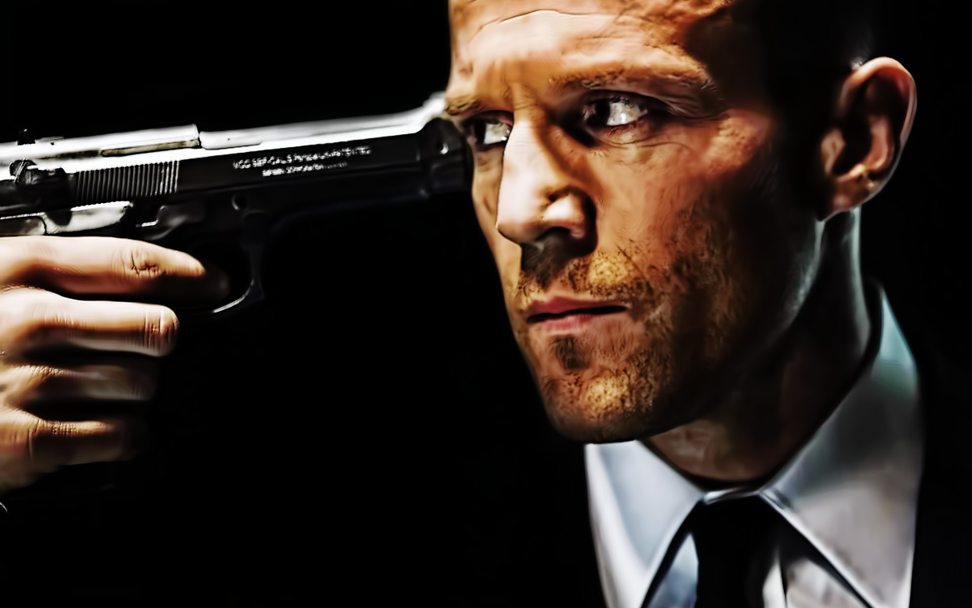 Jason Statham HD Transporter Wallpaper