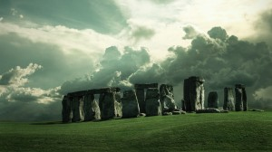 Stonehenge-Wallpaper
