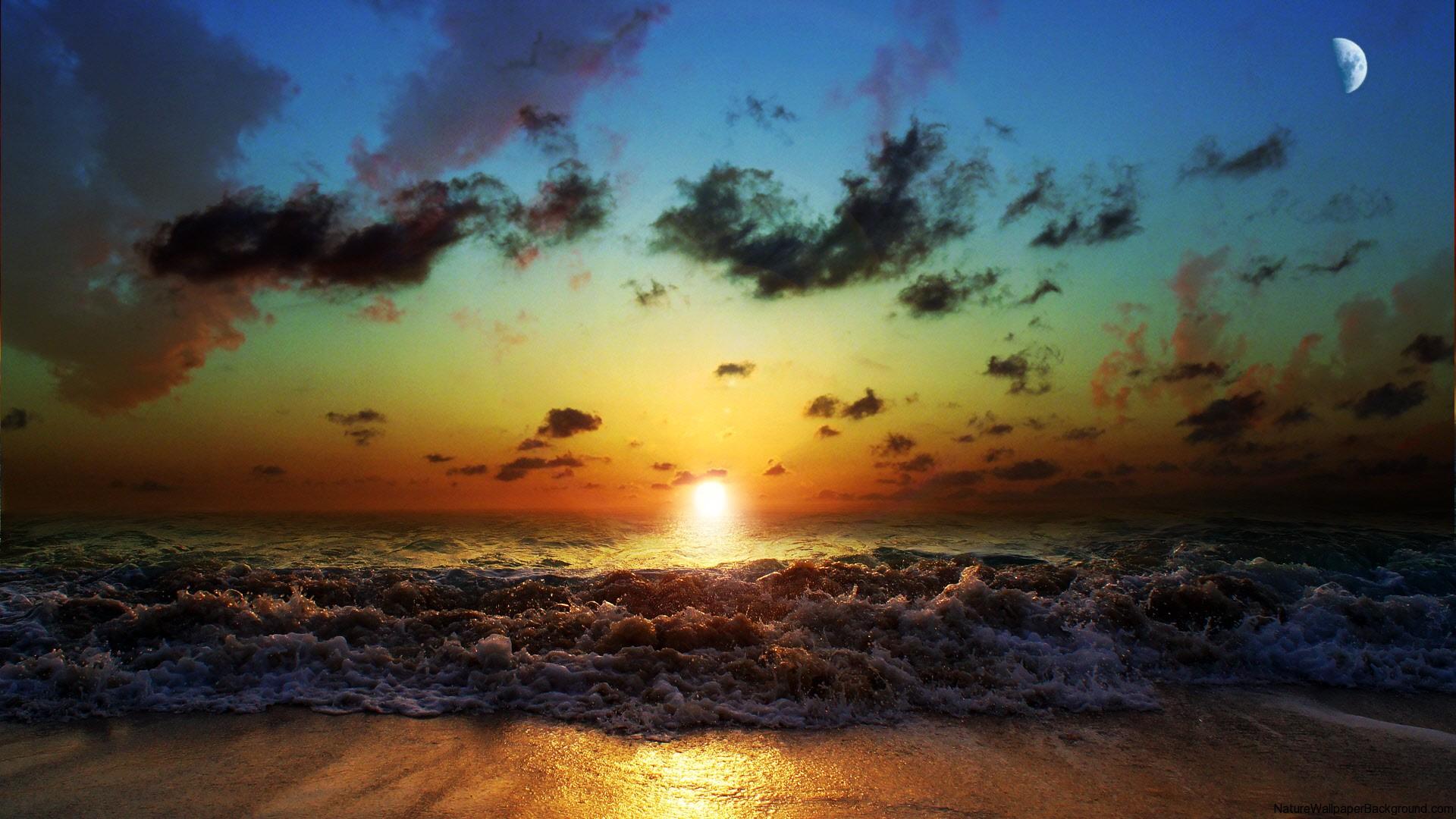 1920x1080 wallpaper amazing sunset - photo #21