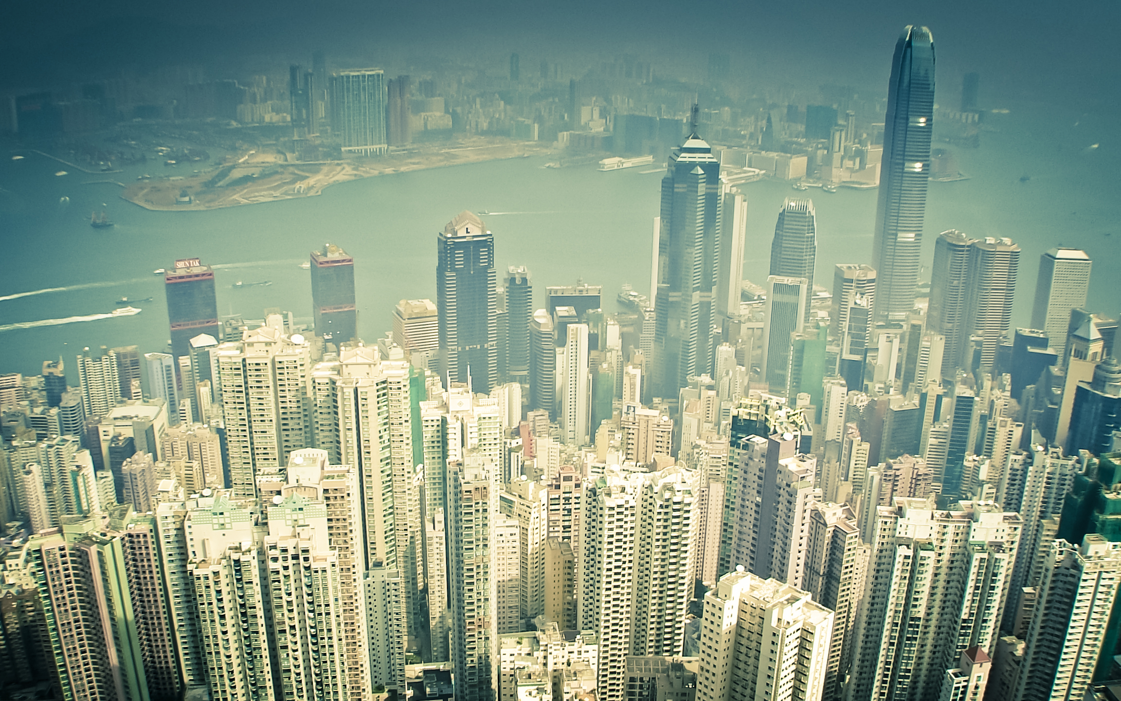 Wallpaper of Hong Kong in HD