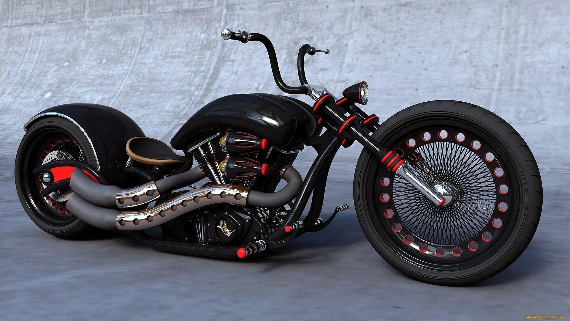 Awesome Lazy Boy Motorbike
