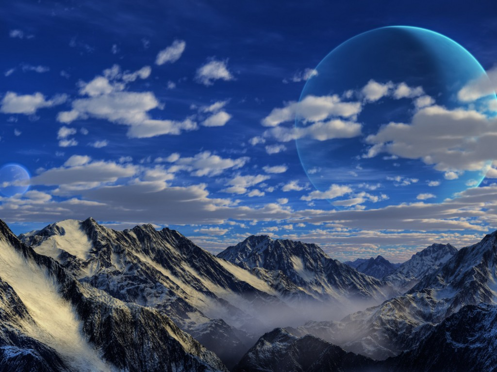 Beautiful snow capped landscape wallpaper hd wallpapers for Landscape pictures