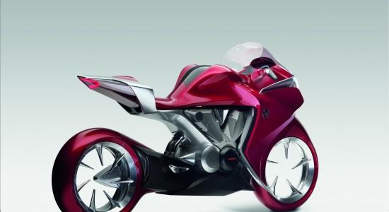 Cool HD Pink Motorcycle