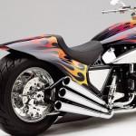 Fast Flaming Superbike