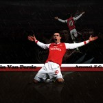 Footballs Robin Van Persie HD Wallpaper