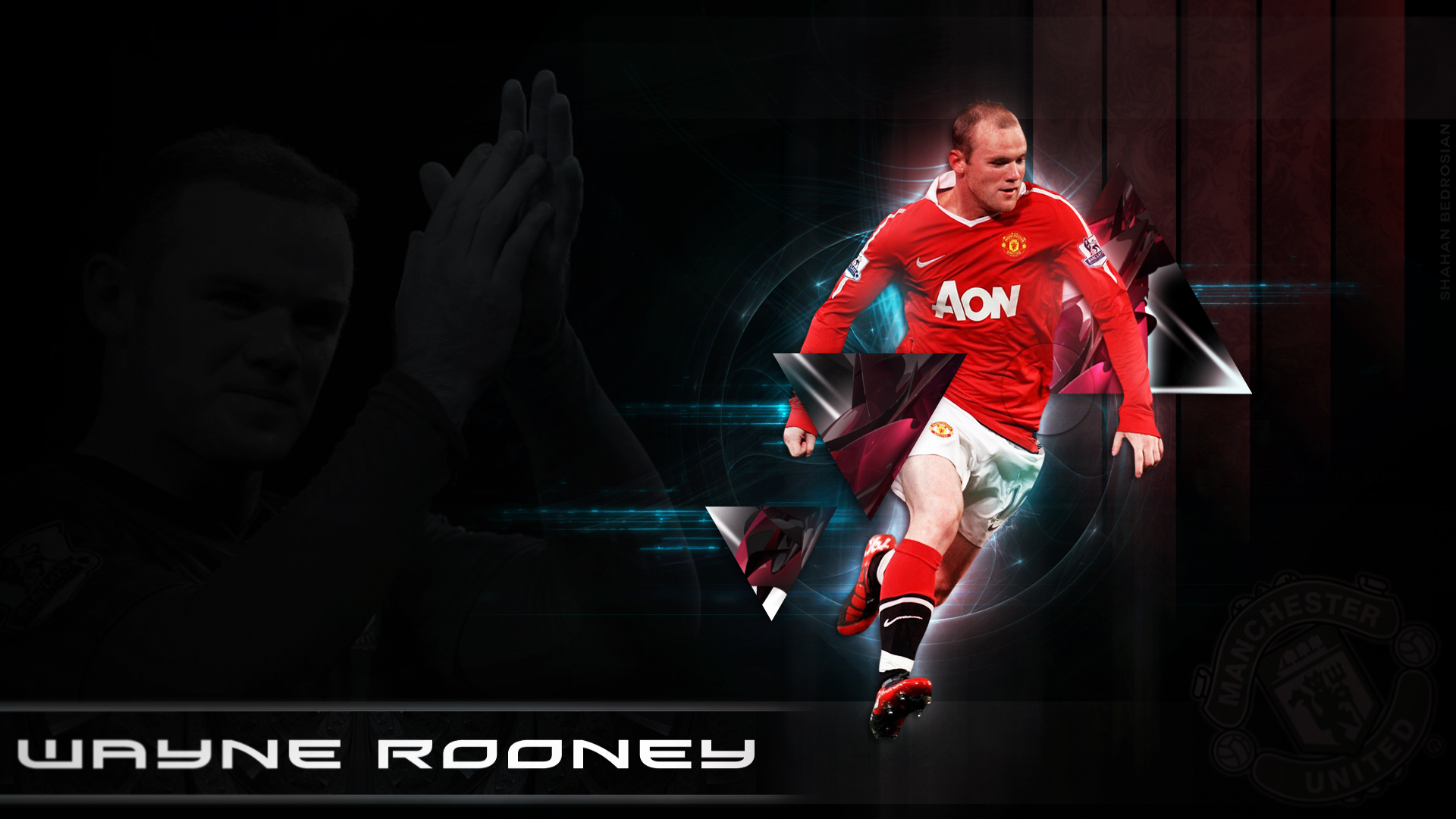 Wayne Rooney Legend Download hd legend background of wayne rooney HD wallpaper