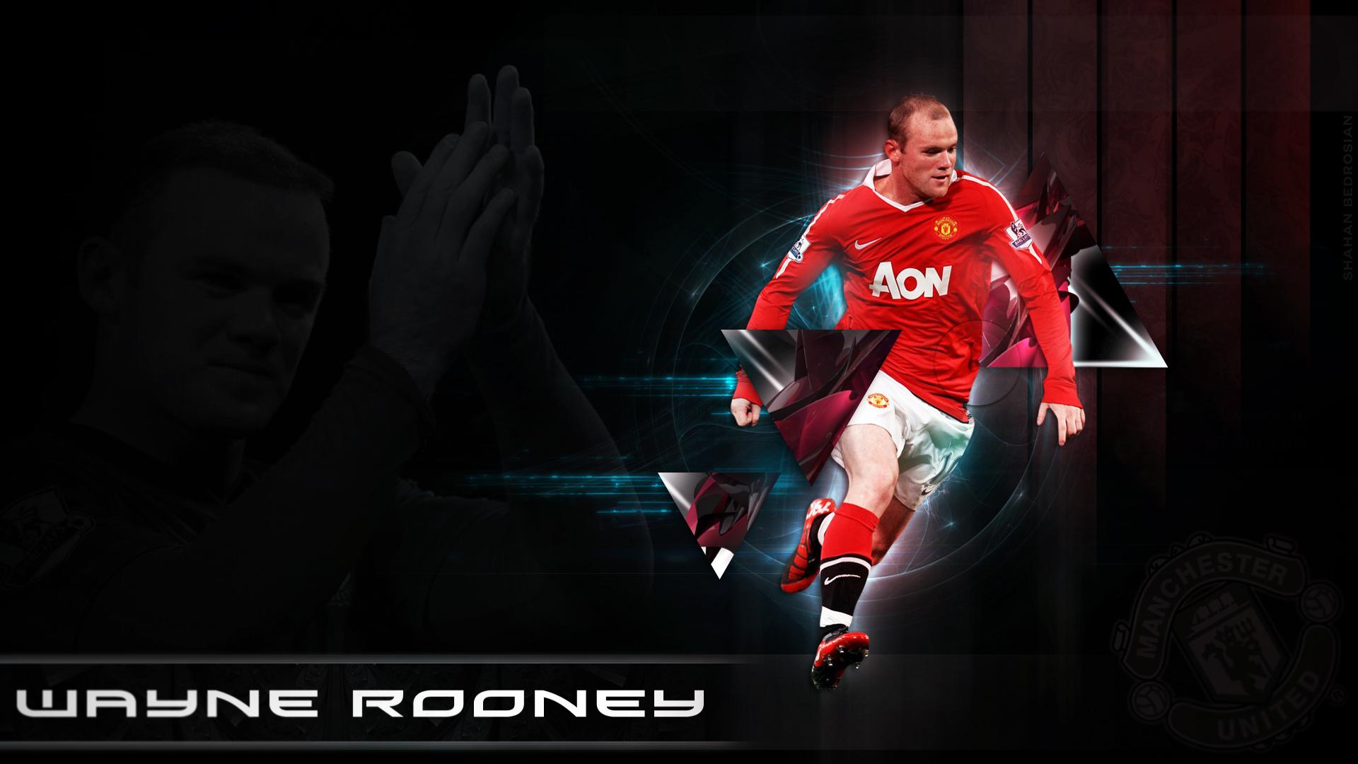 Wayne Rooney Legend