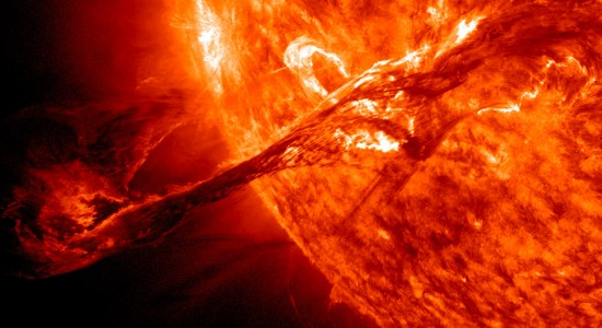 High Resoultion HD Sun