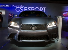 Lexus GS 350 F Sport Wallpaper