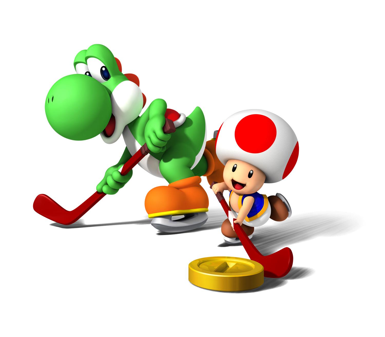 Mario Sports Mix Wallpaper