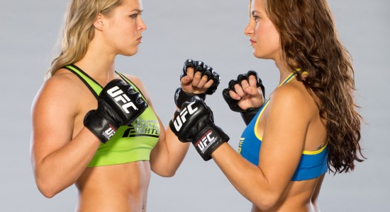 The Ultimate Fighter: Team Rousey vs Team Tate Fighter Portraits 2013