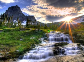 Stunning Waterfall Wallpaper