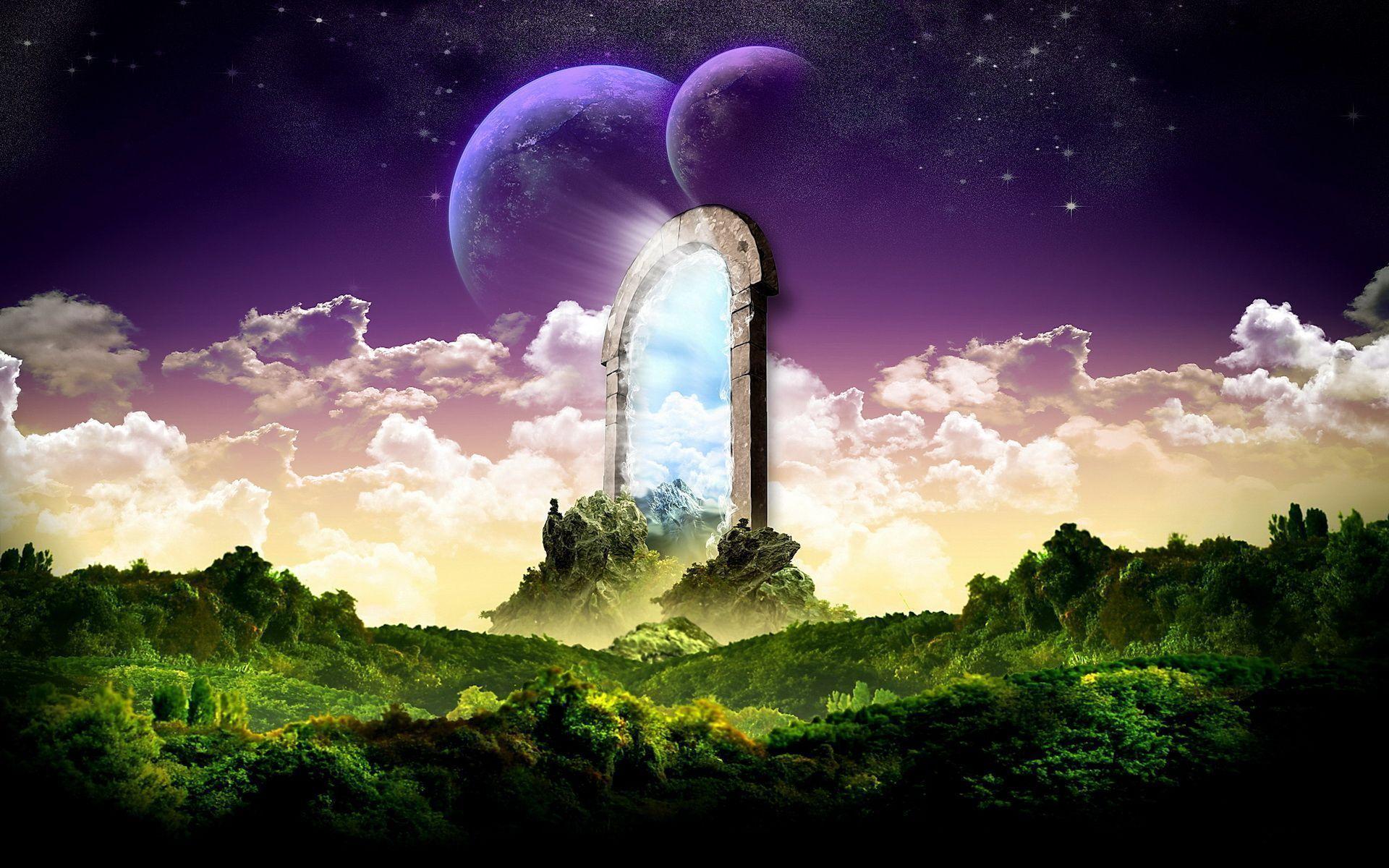 Wonderful Fantasy Background
