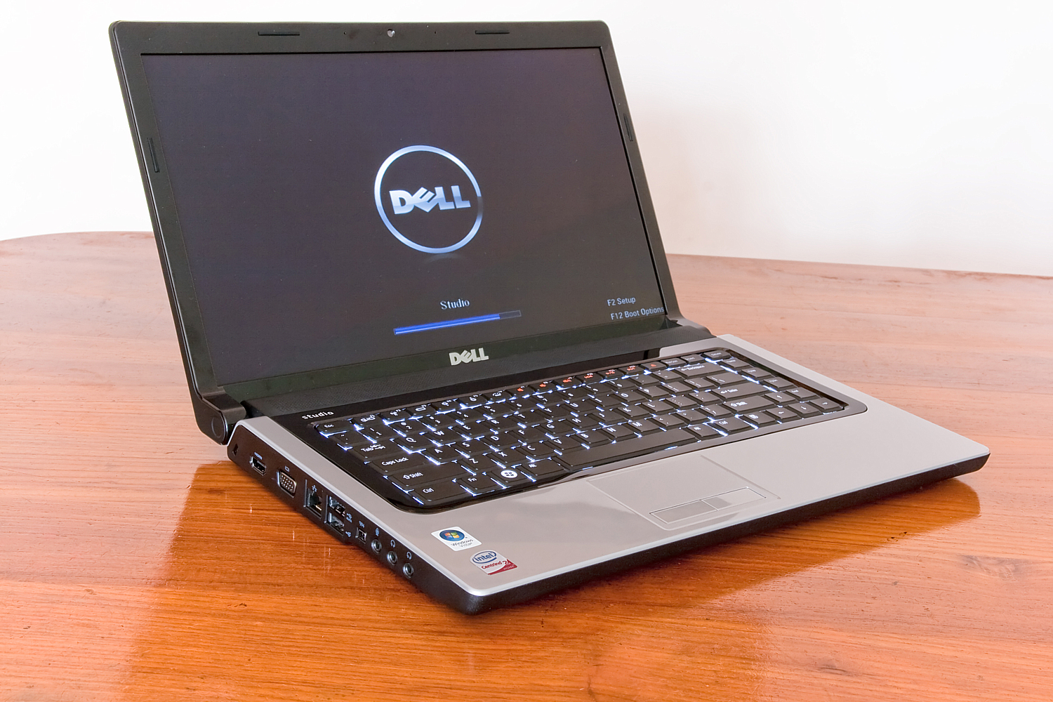 Dell Studio Laptop Wallpaper