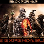 Awesome HD Expendables Video Game