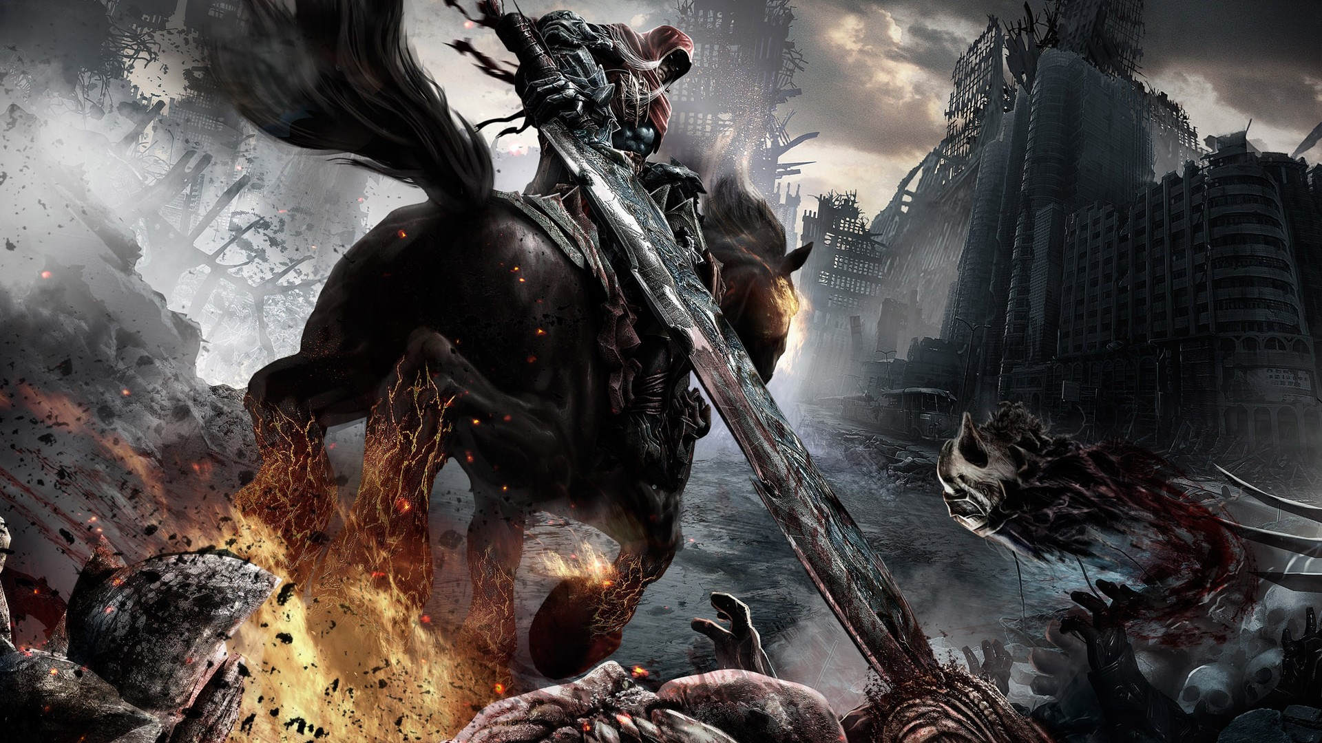 Awesome Video Game Wallpapers: Awesome High Resolution Video Game Wallpaper