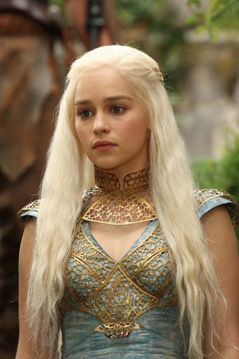 Daenerys Targaryen Game of Thrones HD Wallpaper - HD ...