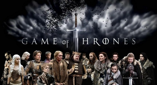 HD High Resolution Game of Thrones Wallpaper