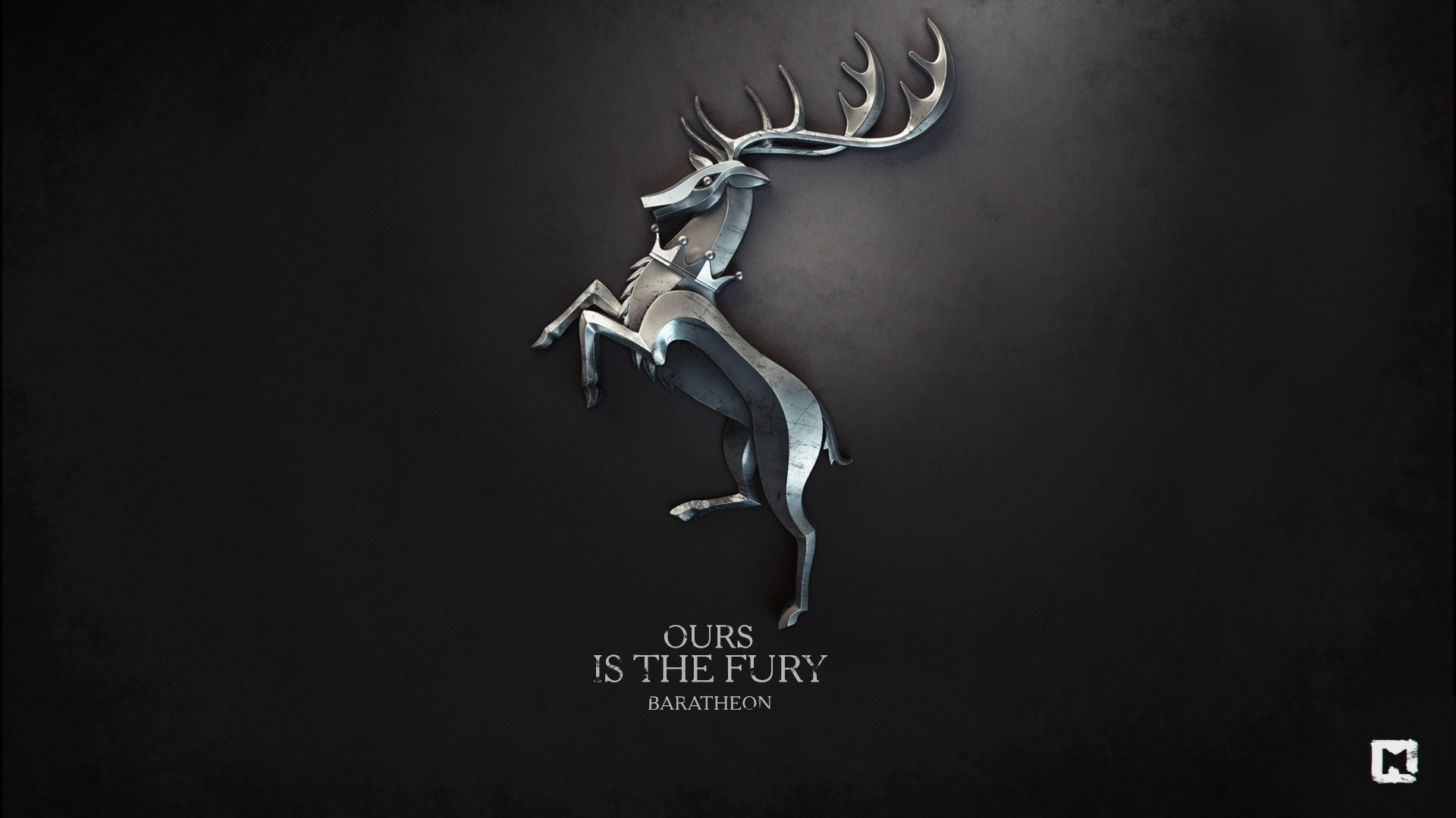 game of thrones wallpaper baratheon