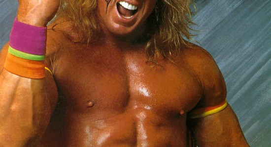 Ultimate Warrior HD Wallpaper
