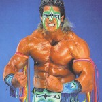 WWE Legend The Ultimate Warrior Wallpaper
