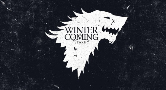 Winter is Coming Game of Thrones Background