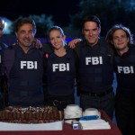 Cast Photo of Criminal Minds