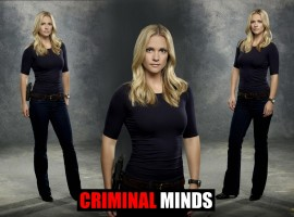 Criminal Minds Jenifer Jareau HD Wallpaper