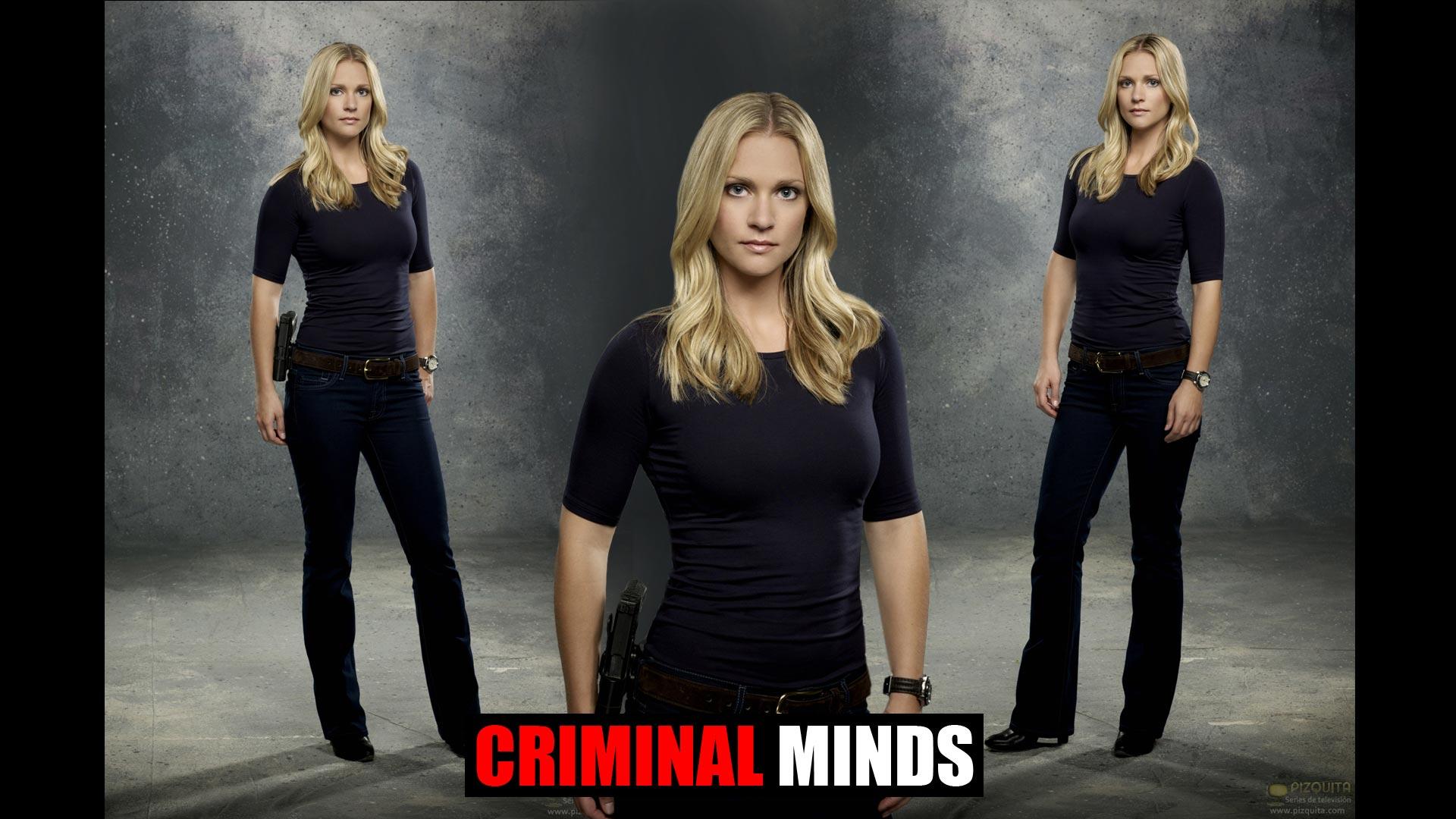 criminal minds jenifer jareau hd wallpaper hd wallpapers
