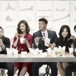 Eating With The Cast of Bones